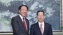 Singapore and China to Resume top-level Bilateral Meeting.
