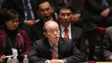 China and Russia Vetoes Syria Resolution.