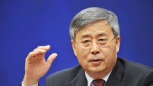 China's new Banking Regulator Chief Promises Big Reforms.