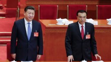 China Slashes Economic Growth Rate.