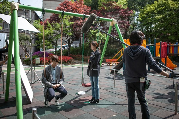 Behind The Scene Of South Korean TV Drama