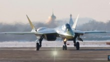 China's J-20 will soon feature a locally made aircraft engine.