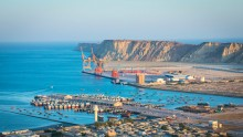 China to Deploy more Marine Crops at Pakistan's Gwadar Port.