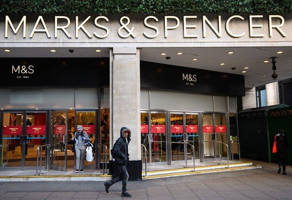 Marks And Spencer Expected To Re-structure Their Core Business