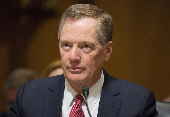 Robert Lighthizer Warns Trade War against China.
