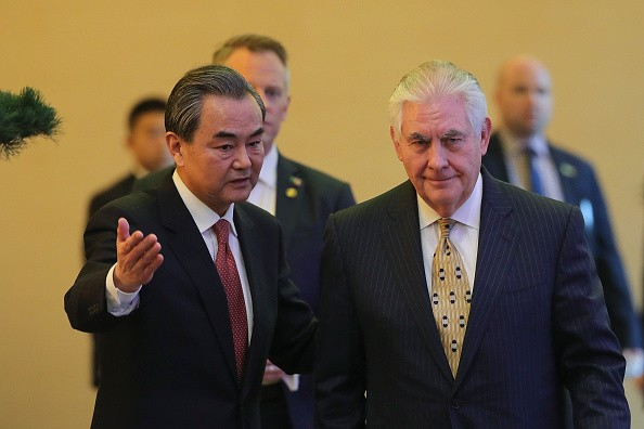 Rex Tillerson Softens Stance on North Korea.