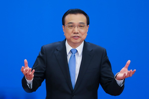 China's Premier to visit Australia and New Zealand.