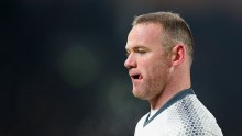 Manchester United forward Wayne Rooney