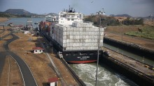 Panama Canal Readies For Planned Expansion