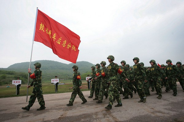 China's military base in Africa is raising concern to the US, which also has an outpost nearby.