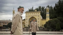 China Issues Tough Rules in Xinjiang.