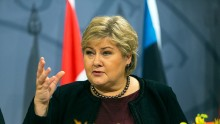 Norway PM to visit China.