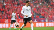 Hebei China Fortune midfielder Hernanes