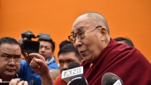 Dalai Lama Demands Autonomy for Tibet.