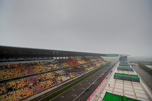 Chinese Grand Prix Update.