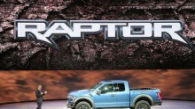 Ford's Ranger Pickup Trucks To Unveil in China.