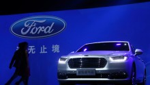 Ford Sales in China.