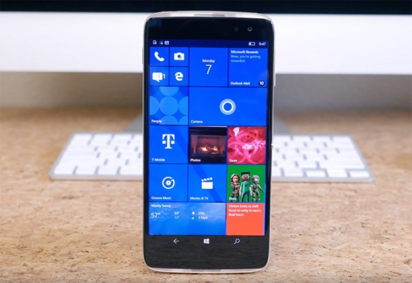 T-Mobile is no Longer Selling the Windows 10-Based Alcatel Idol 4S Smartphone