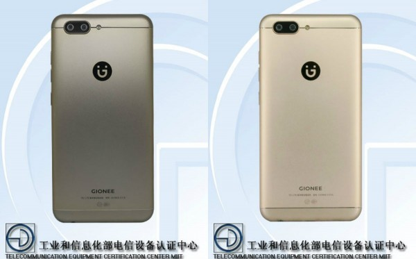 Gionee S10 Smartphone Spotted on TENAA Certification