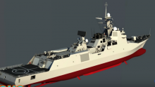 China's Type 055 Destroyer
