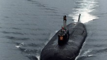 China released never-before-seen video of its first nuclear submarine.