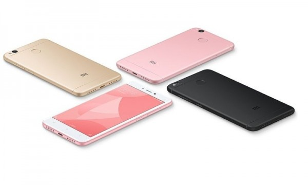 Upgraded Xiaomi Redmi 4X Smartphone Launched in China; Features 4GB RAM and 64GB Inbuilt Storage