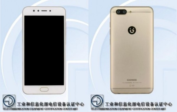 Gionee S10 Plus Smartphone Spotted on TENAA; Features 4GB RAM and Four Cameras