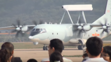 China's Shaanxi KJ-200