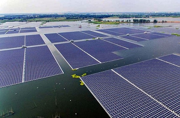 World S Largest Floating Solar Farm Now Operational In