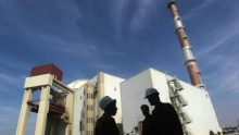 Iran Nuclear Power Plant