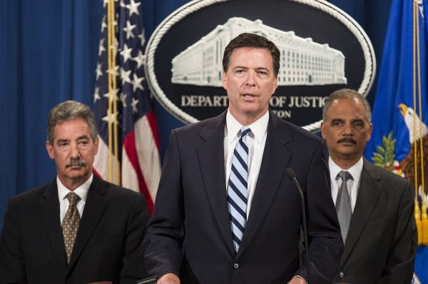 FBI Director James b Comey