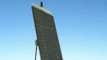 Phased array radar system for missile defense