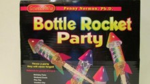The Bottle Rocket Party manufactured by Norman & Globus Inc. sells for $14.99 at Walmart, Amazon and Village Toy Shop. This
