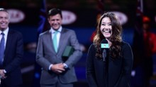 "Retired Chinese Tennis Star Li Na Announces Pregnancy and Credits Husband with ""ACE"""
