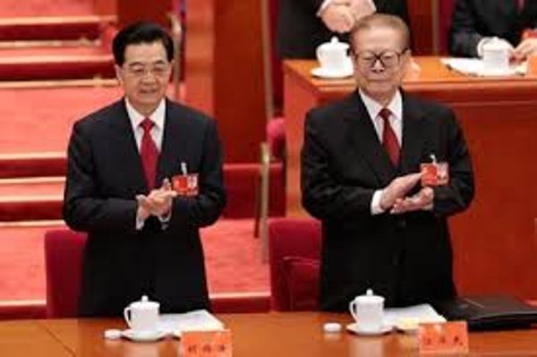 Two Ex-Chinese Presidents A No-Show At NPC Meetings
