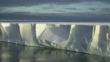 Antarctica's ice shelves
