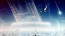 Chicxulub Dinosaur-Killer Asteroid