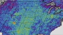 Mysterious Methane Hot Spot