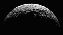 Ceres' North Pole