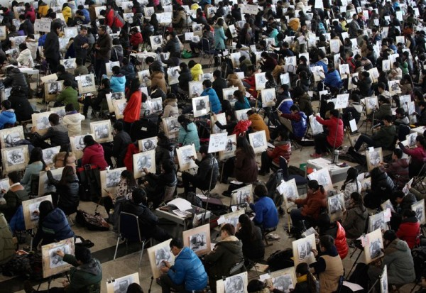 Gaokao, China National College Entrance Examination