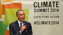 World Leaders Speak At UN Climate Summit