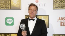 Producer of breaking Bad with Best Drama Series Trophy