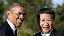 China-US bilateral cyberspace security deal