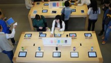 Apple Store China Malware Attack