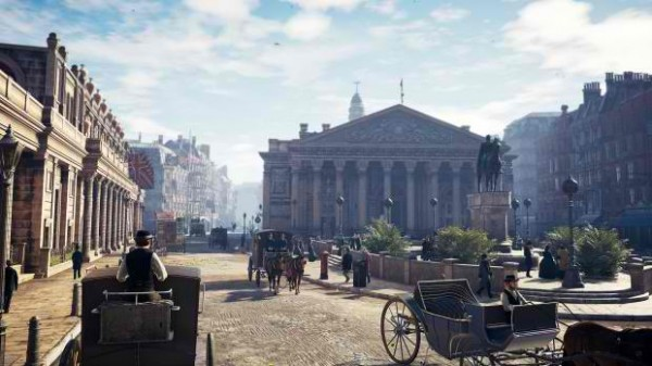 Assassin's Creed series is leveling up by moving into the Modern Era with its largest world yet in Assassin's Creed Syndicate.