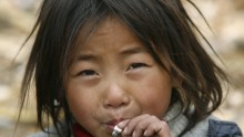 China Cigarette Smoking