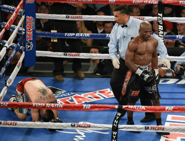 Timothy Bradley over Brandon Rios