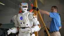 NASA,Humanoid Robot Valkyrie, MIT, Northeastern University, Mars