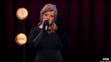 'Hello' hit singer Adele gave her impersonators a little surprise