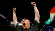 New WBC middleweight champion Canelo Alvarez